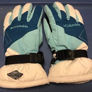 Columbia Gloves- Youth Small